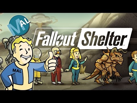 FALLOUT SHELTER | PART 1 | INTRODUCTION & TIPS | LIVE SERIES