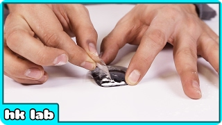 How To Take Finger Prints at Home plus Hydrophobia Science Experiments - HooplaKidzLab