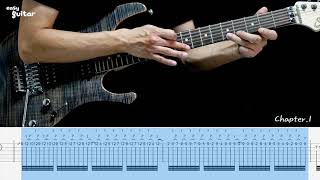 Trans Siberian Orchestra - Christmas Canon Rock Guitar Lesson With Tab (Slow Tempo)