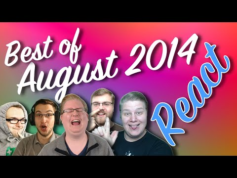 REACT: Best of August 2014