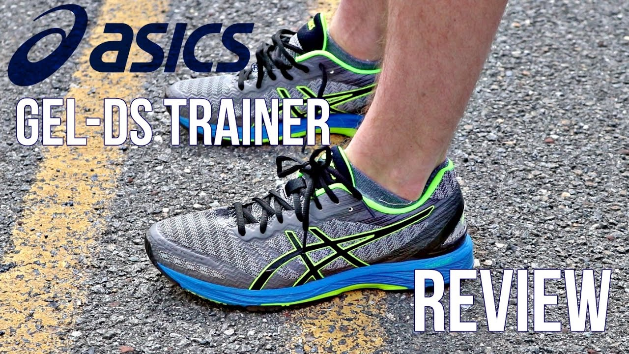 Asics Gel DS Trainer 22 Review!