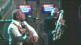 FALLING IN LOVE WITH JESUS - JONATHAN BUTLER & KIRK WHALUM