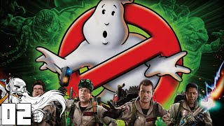 GHOSTBUSTERS: The Video Game!!!  Part 2 - 1080p HD PC Gameplay Walkthrough