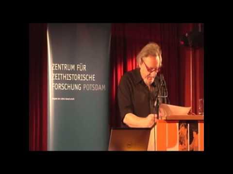 """Klaus Theweleit: """"2000 Light Years from Home"""" (Vortrag zur Popgeschichte)"""