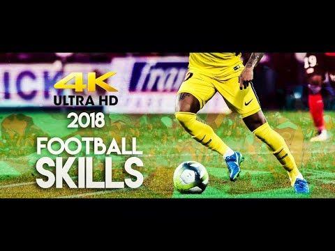 Best Football Playing Skills | HD 2017-18