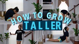 ออกกำลังกายเพิ่มความสูง | Exercises To Help You Grow Taller screenshot 3