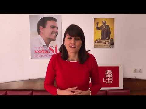 María González Veracruz abandonará la primera línea política tras el 28-A