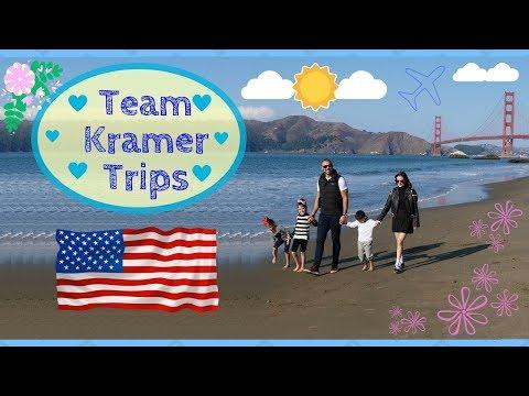 Team Kramer Trips   USA   Ep. 10