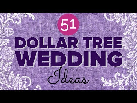 51-dollar-tree-wedding-ideas---cheap-diy-decor-for-weddings