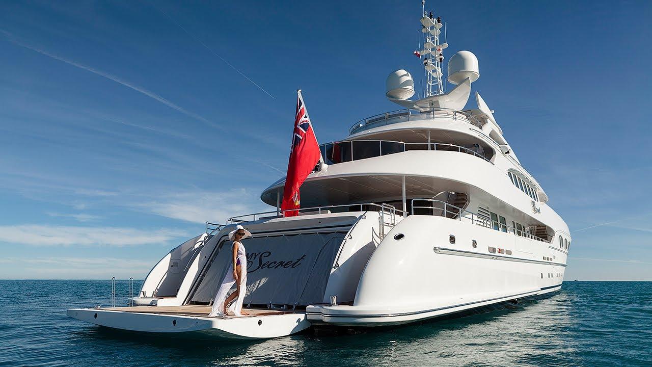 my secret - heesen yachts