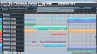 [MIDI] 火ノ丸相撲ED 「日出ズル場所」 オメでたい頭でなにより