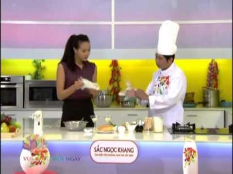 Cách Làm món bánh tiramisu -  Hướng dẫn nấu ăn
