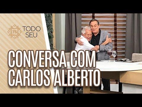 Conversa com Carlos Alberto de Nobréga - Todo Seu 010419