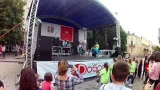 Чернівці - День вуличної музики (ч.5). Chernivtsi - day street music.(, 2016-05-21T19:39:58.000Z)