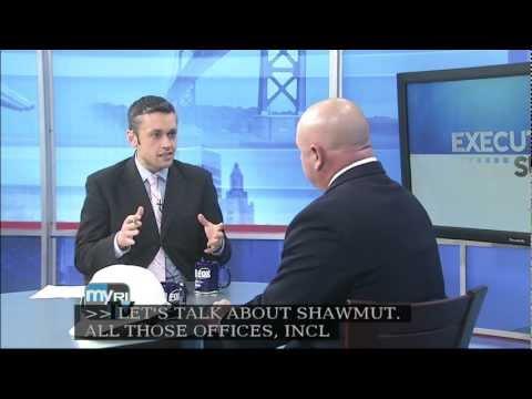 Executive Suite 12/2/2012: Shawmut Design, RI Christmas tree farmers