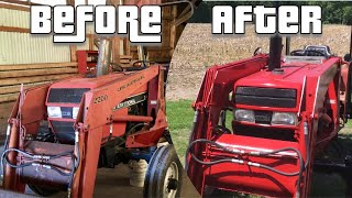 The First Job for the Case IH 395