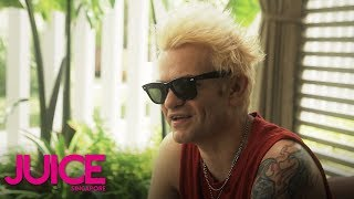 The Sum 41 frontman shares his love for the punk and metal greats t...