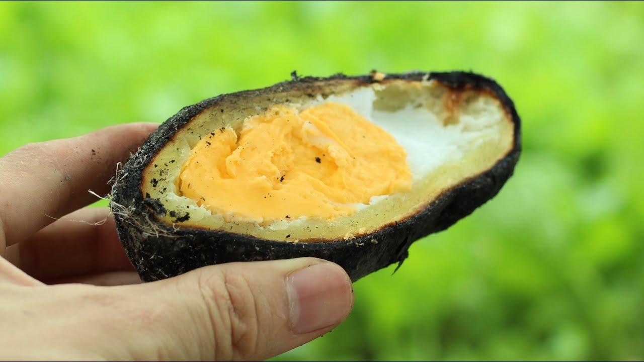 Сварить яйцо с картофелем - удивительная жизнь хак