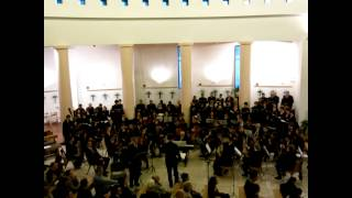 J. S. Bach: Máté passió II. rész Nr. 44 Choral, Nr. 45 Choral, Nr. 46 Chor und Rezitativ