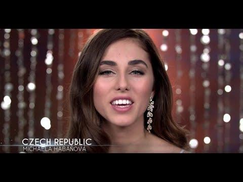 Meet Miss Universe Czech Republic 2017 Michaela Habáňová