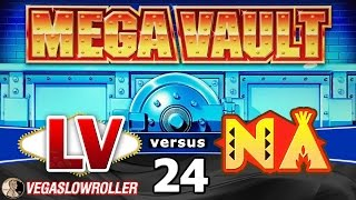 Las Vegas vs Native American Casinos Episode 24: Mega Vault Slot Machine