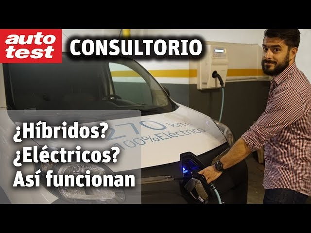 CONSULTORIO: ¿Híbrido o Eléctrico?