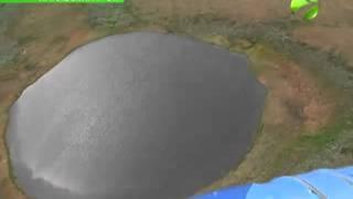 Самая известная на Ямале воронка стала еще больше