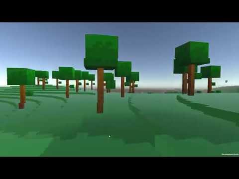 Voxel World Generation - Indie Game Devlog