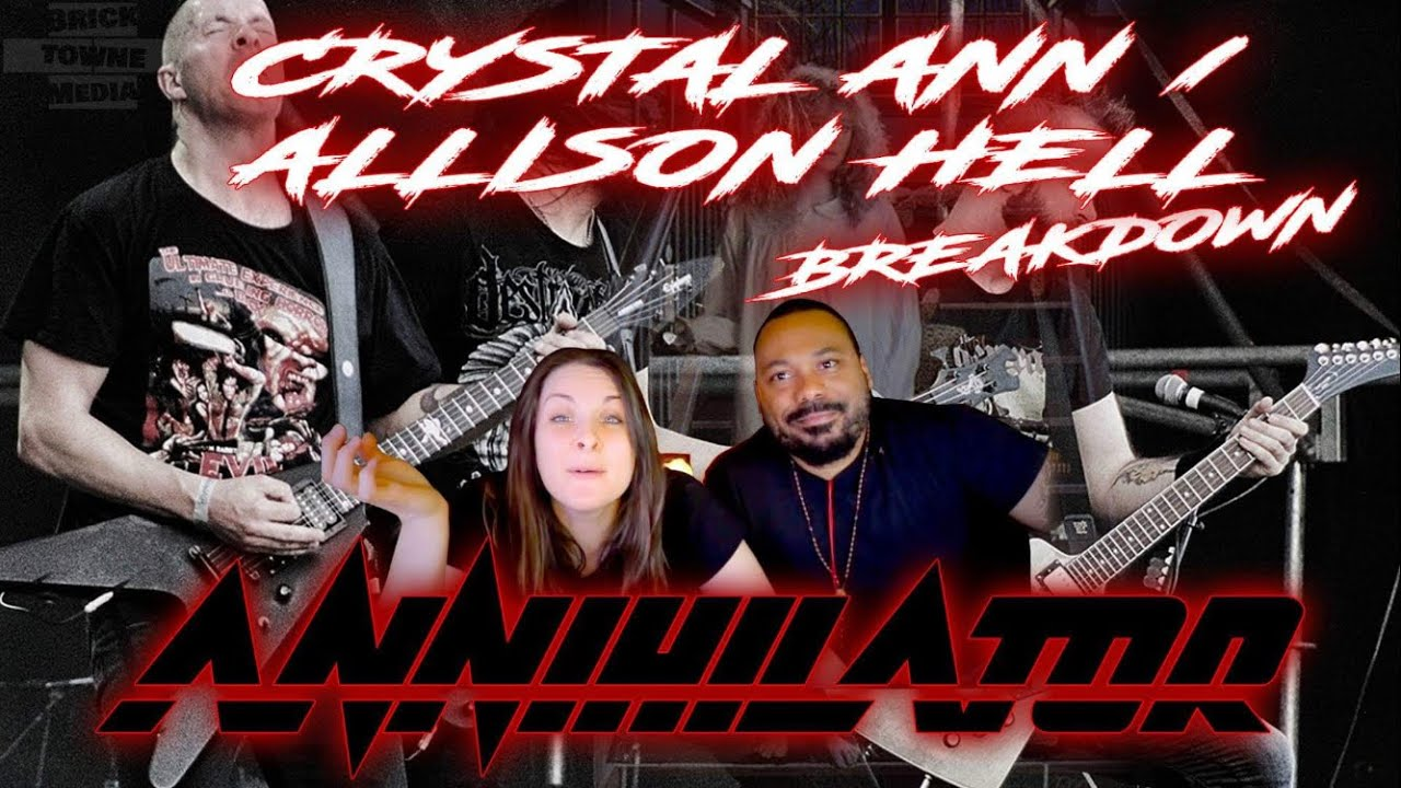 annihilator alison hell rar