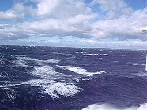 Ferry to PEI with 50 knot winds!!!!