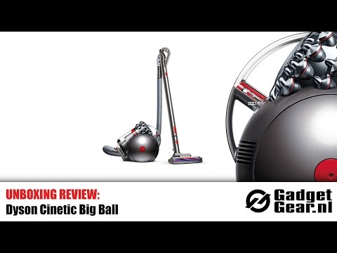 Unboxing Review: Dyson Cinetic Big Ball Absolute