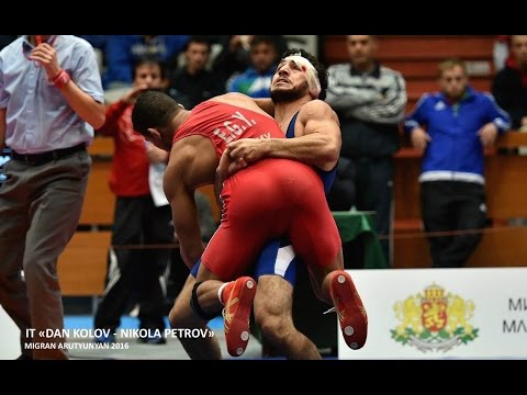 Migran Arutyunyan | Dan Kolov - Nikola Petrov | Highlight  (#MaestroMigran)