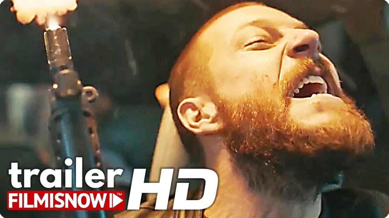 Lucky Day Trailer 2019 Luke Bracey Roger Avary Action Movie Youtube
