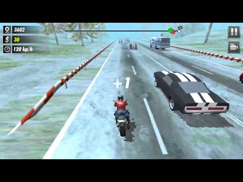 Highway Moto Rider 2 by Timuz Games - Gameplay Android game