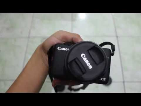 Unboxing Canon EOS M10 - Kameranya Vlogger