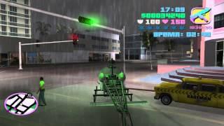 Прохождение игры Grand Theft Auto: Vice City. Доп. миссия 16. Вертолётные курсы Ocean Beach.