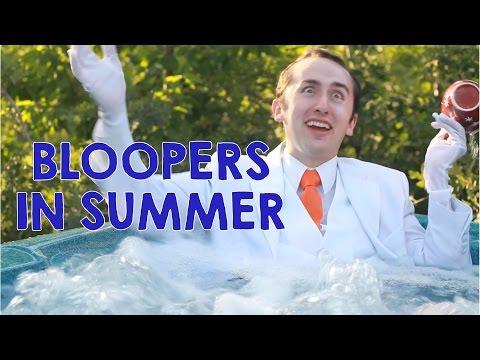 Bloopers - In Summer Disney Frozen Olaf