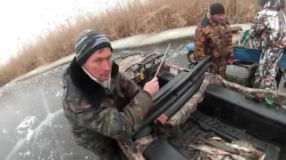 Зимняя рыбалка в Астрахани 2014 (фильм предоставил Журавков Дмитрий)
