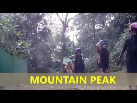 THE REAL FOREST JOURNEY AT KARIMALA FOREST IN AYYAPPA SABARIMALA  PEDDA PADAM