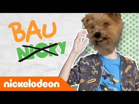 Nicky Ricky Dicky and Dawn | Viscide Zampe canta la sigla | Nickelodeon