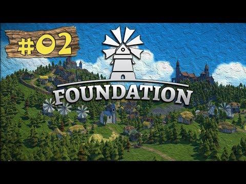 foundation-★-#02-★-teurer-fisch...!-[let's-play]-[deutsch]-[1440p]