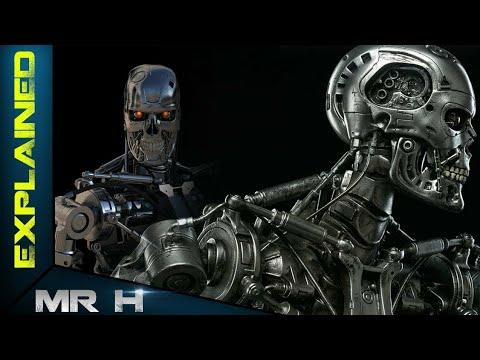 Terminator T-800 Explained