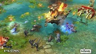 Prime World Nival против игроков ролевая MMORPG