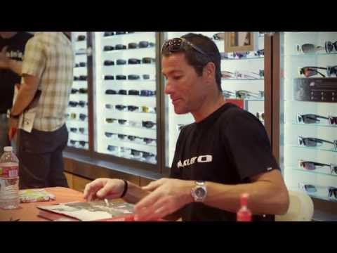 """Craig """"CROWIE"""" Alexander, Ironman Triathlon World Champion Visits APEX"""