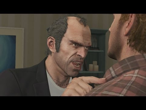 GTA V: Scouting The Point #30 1080p HD
