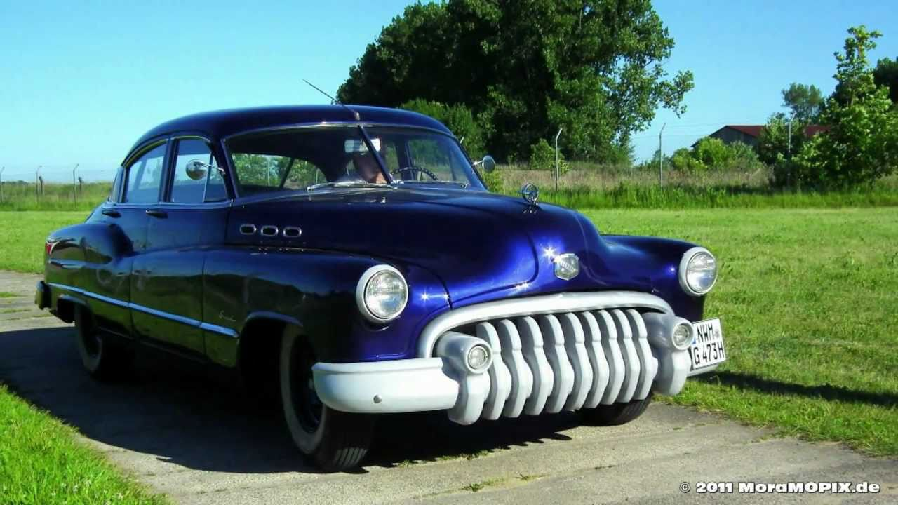 1950 buick eight special - bmb 2011 - youtube