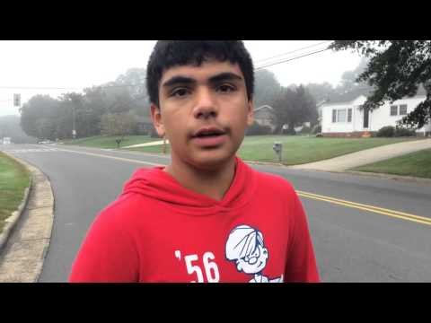 MUST SEE: Student says he witnessed Albemarle school shooting