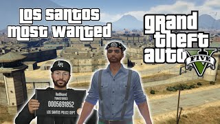 GTA 5 Online PC | Los Santos Most Wanted | #14 SEMI TRUCK DRIVER