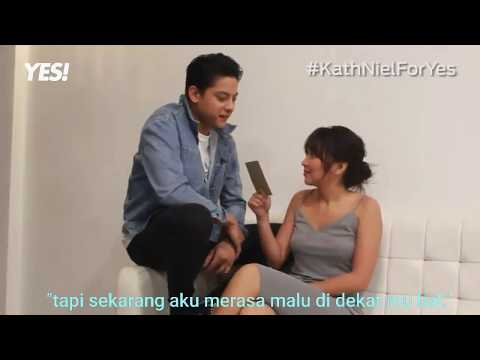 (sub Indo) KATHRYN BERNARDO & DANIEL PADILLA ASK EACH OTHER YES MAGAZINE