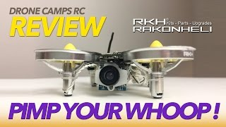 UPGRADE ALERT - $39 Inductrix FPV Pimp Kits by Rakon Heli